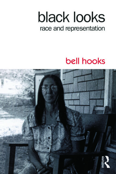book cover Black Looks by bell hooks