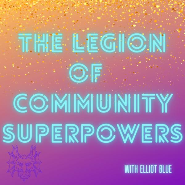 Titel englisch The Legion of Community Superpowers